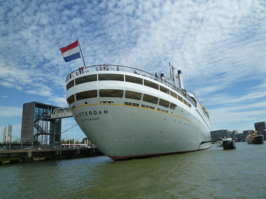 SS Rotterdam on Katendrecht